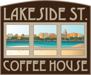 Lakeside St. Coffee Room Logo